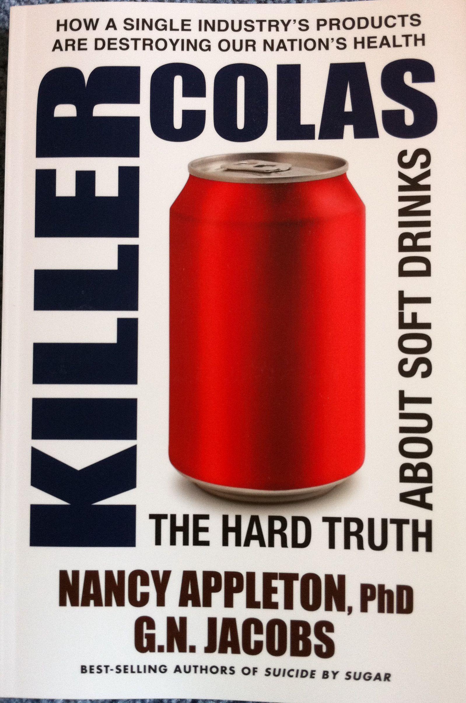 Nancy Appleton Books Health Blog Sugar Kills
